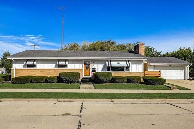 2001 Orchard St, Racine, WI 53405 (#1764806) :: Keller Williams Realty - Milwaukee Southwest