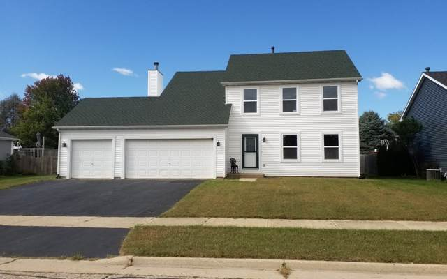 437 Valley View Dr, Genoa City, WI 53128 (#1764876) :: Re/Max Leading Edge, The Fabiano Group