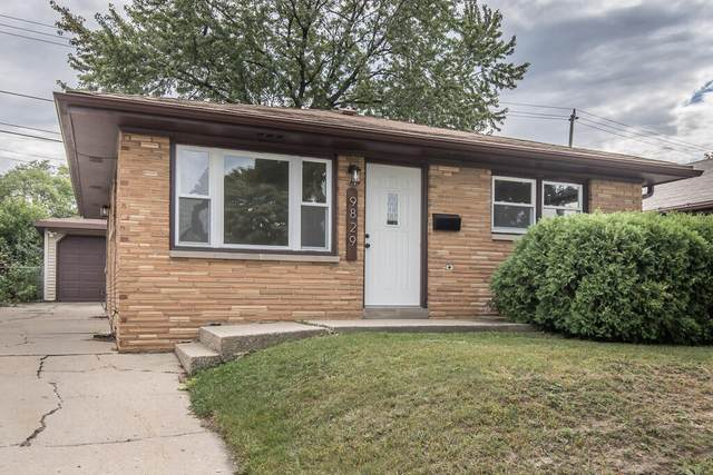 9829 W Lincoln, West Allis, WI 53227 (#1764935) :: Re/Max Leading Edge, The Fabiano Group