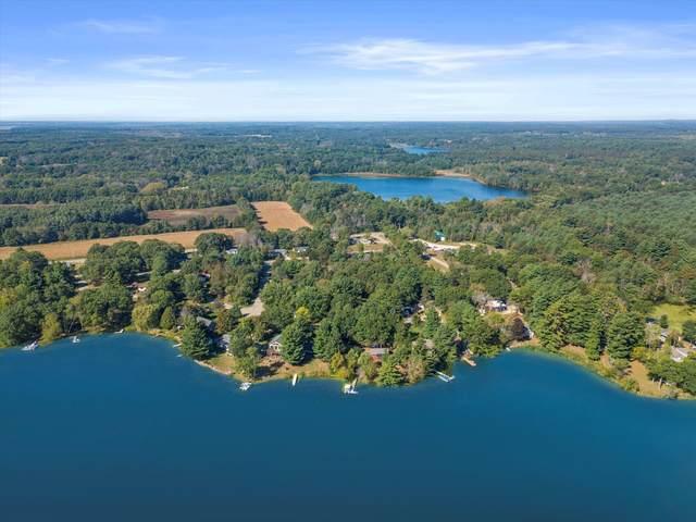 198 Kilby Lake Rd, Montello, WI 53949 (#1764983) :: RE/MAX Service First