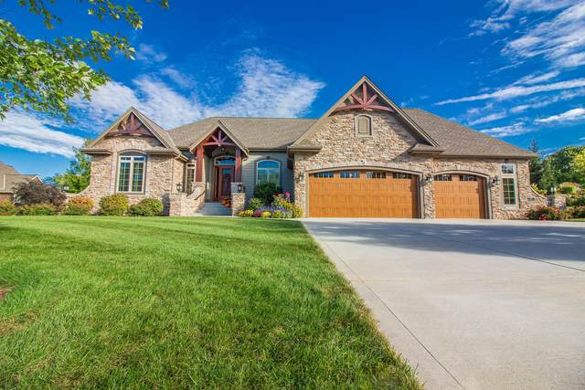S67W17744 Copper Oaks Ct, Muskego, WI 53150 (#1765132) :: EXIT Realty XL