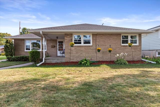 809 Montclair Dr., Racine, WI 53402 (#1765176) :: Re/Max Leading Edge, The Fabiano Group