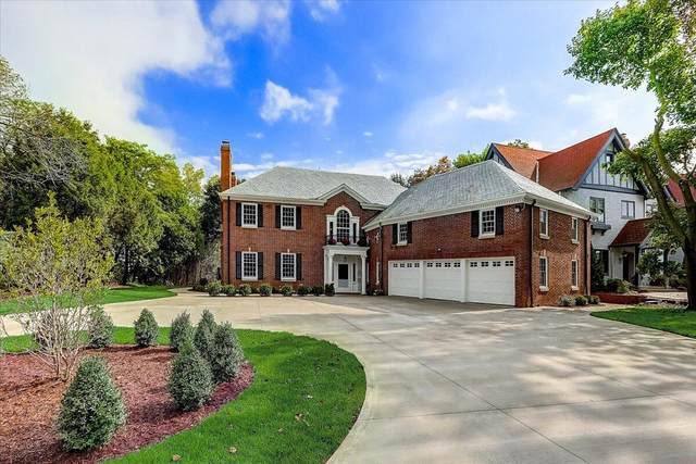 3926 N Lake Dr, Shorewood, WI 53211 (#1765206) :: Tom Didier Real Estate Team