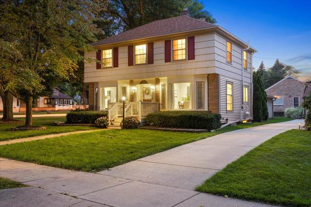 507 N 70th St, Wauwatosa, WI 53213 (#1765293) :: EXIT Realty XL