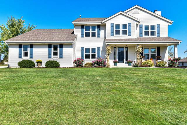625 Woodland Cir, Waterford, WI 53185 (#1765312) :: EXIT Realty XL