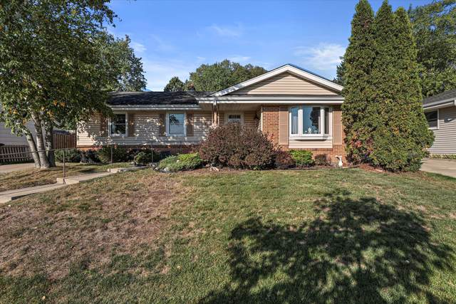 6033 S Illinois Ave, Cudahy, WI 53110 (#1765409) :: EXIT Realty XL