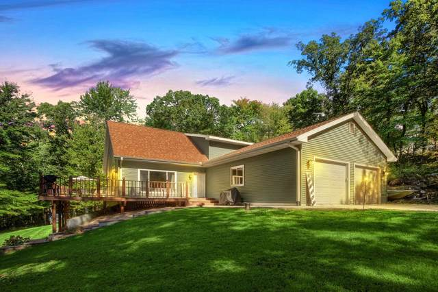 15486 Holiday Rd, Tomah, WI 54660 (#1765594) :: EXIT Realty XL