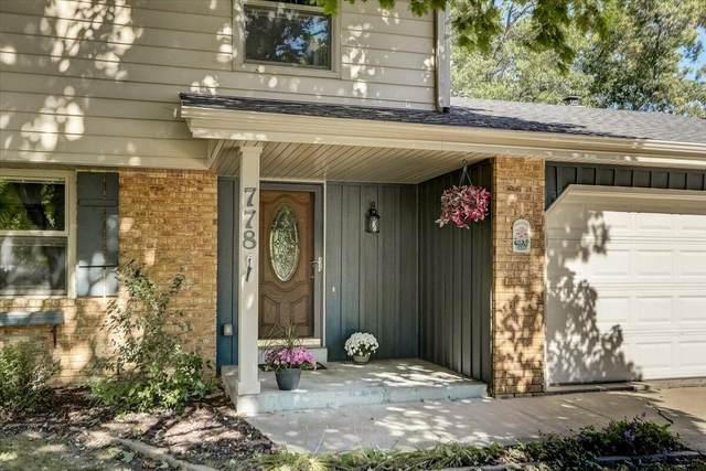 778 Buckingham Way, Hartland, WI 53029 (#1765612) :: Keller Williams Realty - Milwaukee Southwest