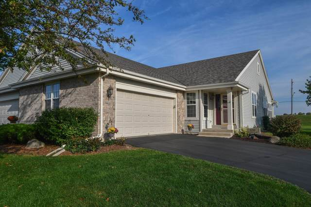 1210 Steeplechase Dr, Watertown, WI 53094 (#1765889) :: EXIT Realty XL