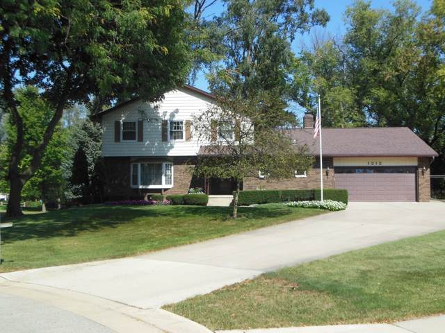 1212 Tloha Ct, Watertown, WI 53098 (#1765996) :: EXIT Realty XL