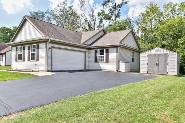 173 Cramer Ave, Dousman, WI 53118 (#1766119) :: RE/MAX Service First