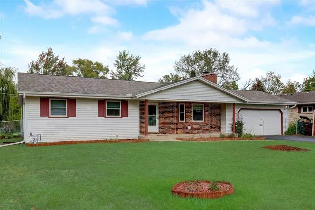 4540 Tabor Rd, Caledonia, WI 53402 (#1766427) :: RE/MAX Service First