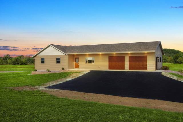 10710 State Highway 71, Angelo, WI 54656 (#1766457) :: EXIT Realty XL