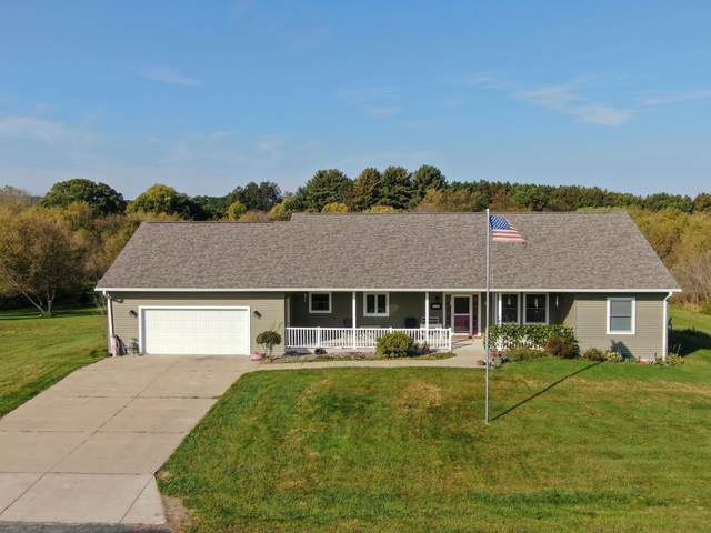 7590 Jackpine Ave, Leon, WI 54656 (#1766482) :: EXIT Realty XL