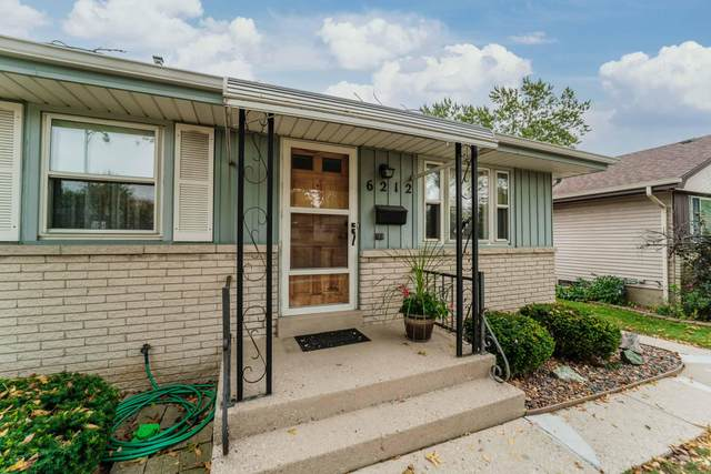 6212 S Avalon St, Milwaukee, WI 53221 (#1766720) :: EXIT Realty XL