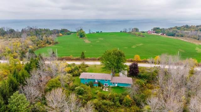 989 Lake Shore Rd, Grafton, WI 53024 (#1766721) :: Tom Didier Real Estate Team