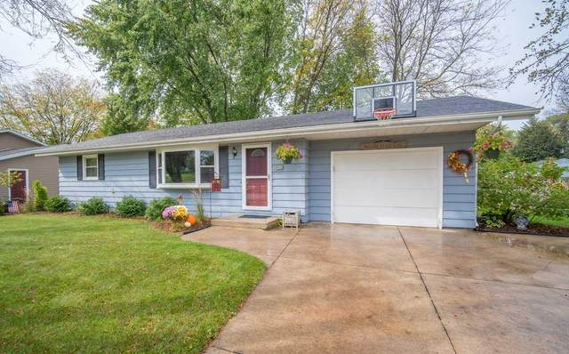 411 Easy St, Mayville, WI 53050 (#1767033) :: EXIT Realty XL