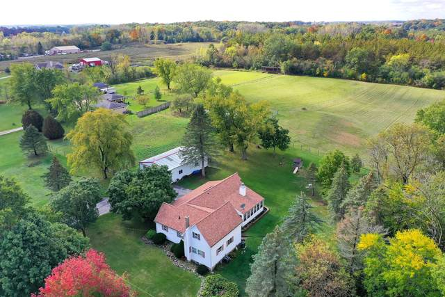 4221 96th St, Raymond, WI 53126 (#1767296) :: RE/MAX Service First