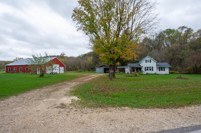 N7403 County Road C, Farmington, WI 54644 (#1767664) :: EXIT Realty XL