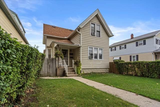 3722 E Barnard Ave, Cudahy, WI 53110 (#1767667) :: RE/MAX Service First