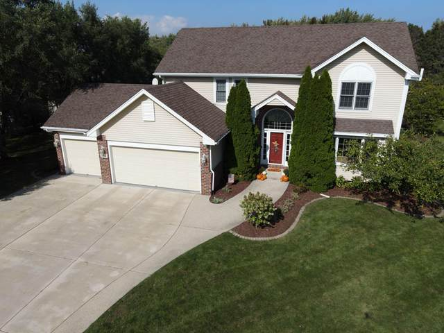5812 Mount Vernon Way, Mount Pleasant, WI 53406 (#1767786) :: RE/MAX Service First
