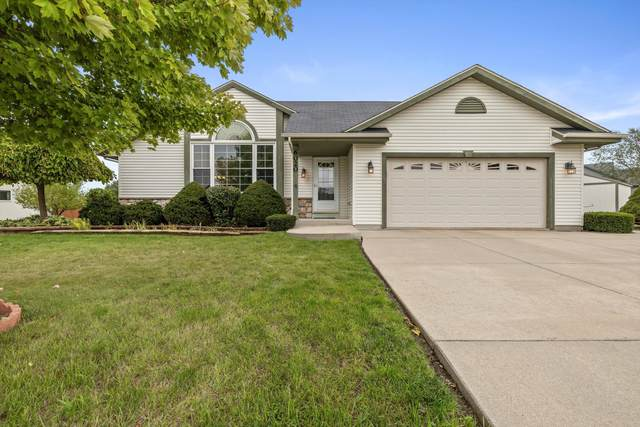 6020 Greenway Ln, Mount Pleasant, WI 53406 (#1767790) :: RE/MAX Service First