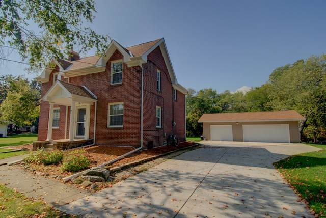 1924 N Newman Rd, Mount Pleasant, WI 53406 (#1767824) :: RE/MAX Service First