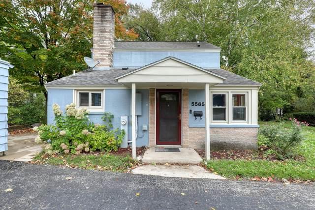 5565 Angle Ln, Greendale, WI 53129 (#1767842) :: Keller Williams Realty - Milwaukee Southwest