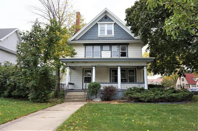 1464 S 76th St, West Allis, WI 53214 (#1768023) :: RE/MAX Service First