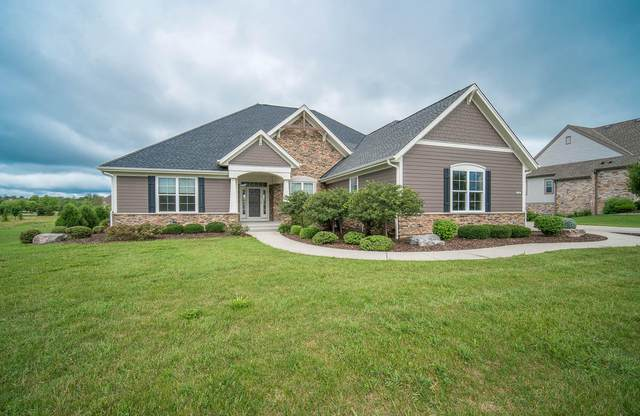 11453 N Oakview Ct, Mequon, WI 53092 (#1768285) :: Tom Didier Real Estate Team