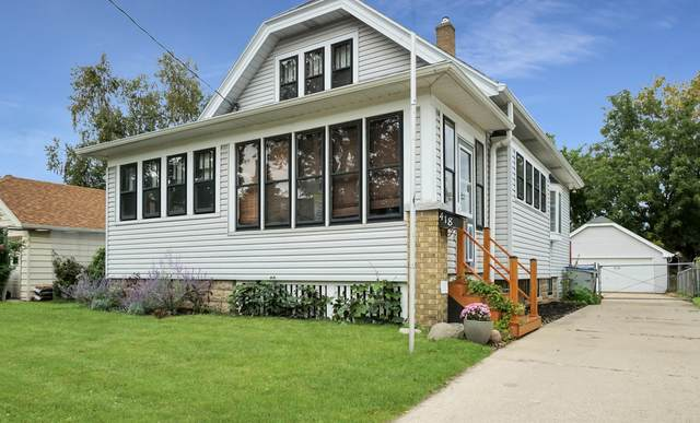 418 E Van Beck Ave, Milwaukee, WI 53207 (#1768303) :: RE/MAX Service First