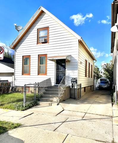 2408 W Orchard St, Milwaukee, WI 53204 (#1768326) :: RE/MAX Service First