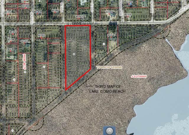 Lt0 Woodland Dr, Geneva, WI 53147 (#1768347) :: Tom Didier Real Estate Team