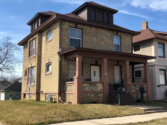 1100 David St, Racine, WI 53404 (#1768350) :: Ben Bartolazzi Real Estate Inc