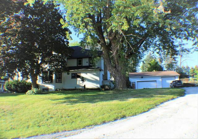 4120 N County Road P, Rubicon, WI 53078 (#1768462) :: RE/MAX Service First