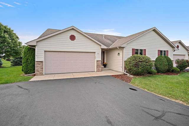 1417 Carriage Dr A, West Bend, WI 53095 (#1768476) :: RE/MAX Service First