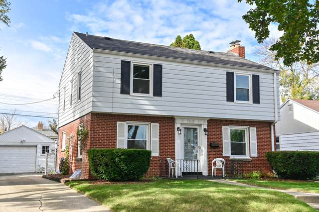 3625 N 96th St, Milwaukee, WI 53222 (#1768526) :: EXIT Realty XL