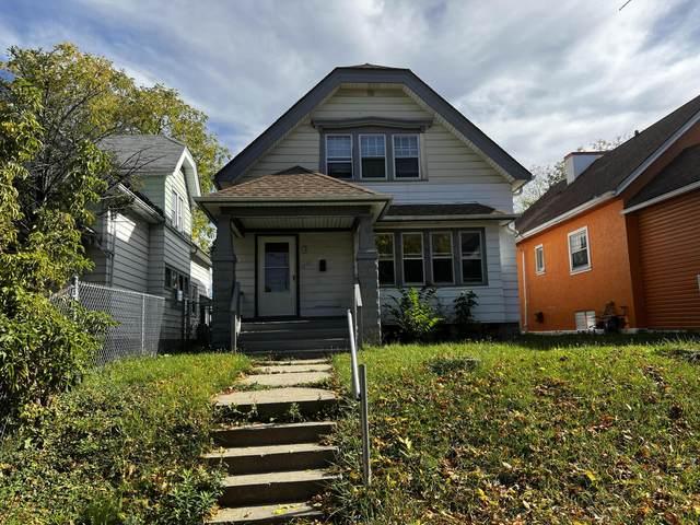 3448 N 1st St 3448A, Milwaukee, WI 53212 (#1768567) :: Ben Bartolazzi Real Estate Inc