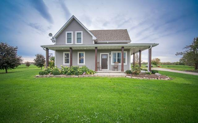 1125 County Highway A, Farmington, WI 53090 (#1768575) :: RE/MAX Service First