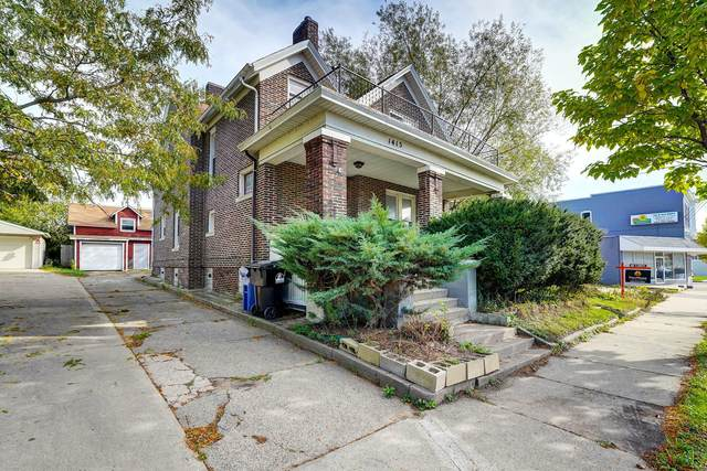 1415 N Main St, Racine, WI 53402 (#1768751) :: RE/MAX Service First