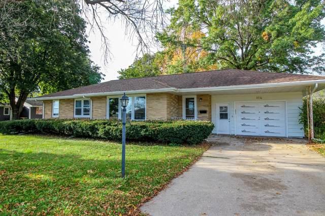 814 N Fourth St, Fort Atkinson, WI 53538 (#1768852) :: Ben Bartolazzi Real Estate Inc