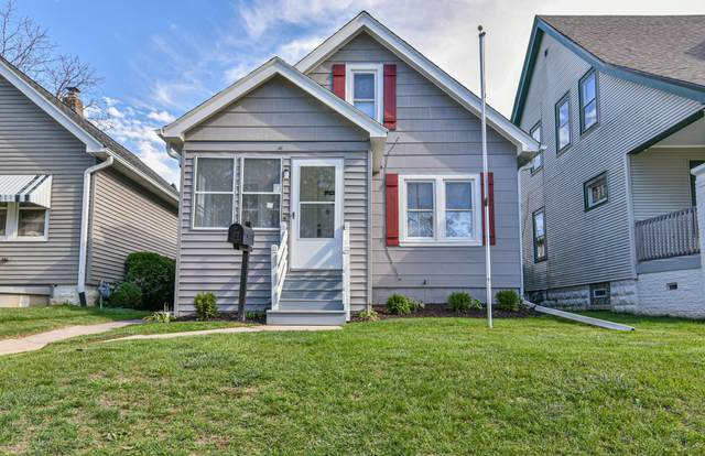 2415 Harrison Pl, South Milwaukee, WI 53172 (#1768863) :: RE/MAX Service First