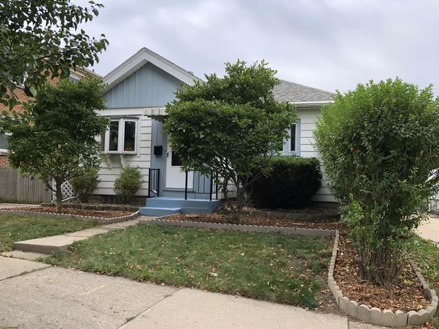3423 S Burrell Street, Milwaukee, WI 53207 (#1768881) :: RE/MAX Service First