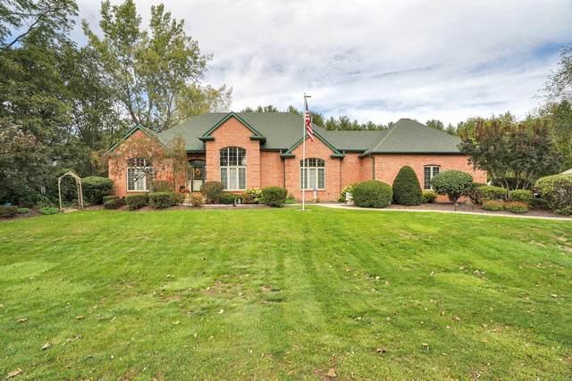8740 122nd St, Pleasant Prairie, WI 53158 (#1768950) :: Ben Bartolazzi Real Estate Inc