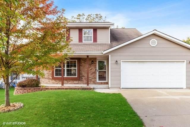 1530 Walsh Acres Dr, West Bend, WI 53095 (#1769123) :: Ben Bartolazzi Real Estate Inc