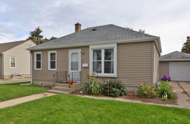 1735 Orchard St, Racine, WI 53405 (#1769148) :: Ben Bartolazzi Real Estate Inc