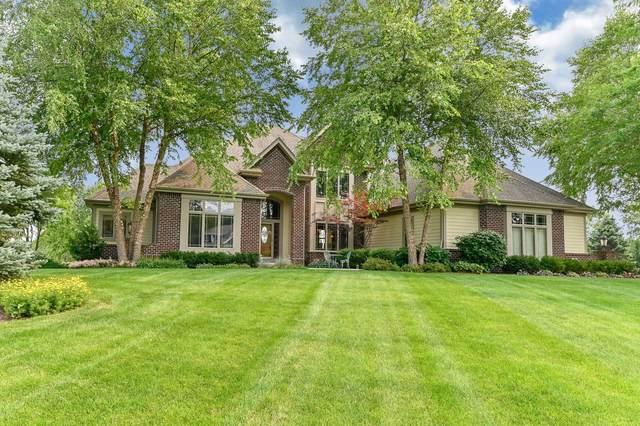 12936 N Cobblestone Ct, Mequon, WI 53097 (#1769190) :: Tom Didier Real Estate Team