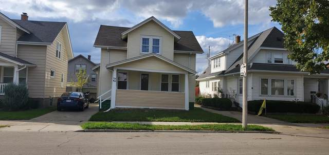 1944 Grange Ave, Racine, WI 53405 (#1769217) :: Ben Bartolazzi Real Estate Inc