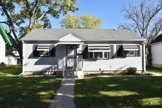 5730 N 41ST ST, Milwaukee, WI 53209 (#1769221) :: Ben Bartolazzi Real Estate Inc