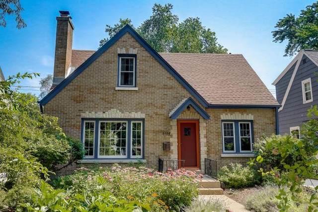 5134 N Elkhart Ave, Whitefish Bay, WI 53217 (#1769235) :: Tom Didier Real Estate Team